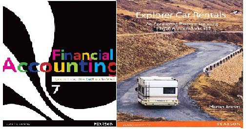 Financial Accounting 7E + MyAccountingLab+ Fox Fitness Practice Set