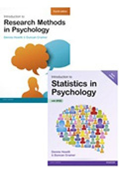 Value Pack Introduction to Statistics in Psychology + Introduction to Research Methods in Psychology