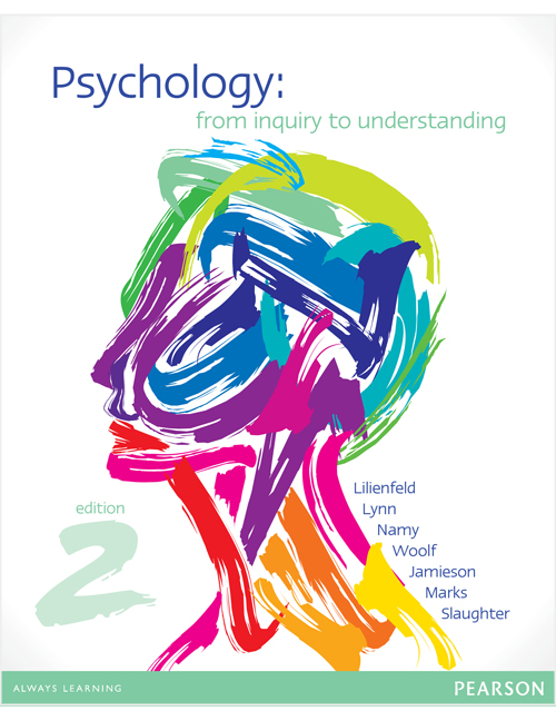 Value Pack Psychology: From Inquiry to Understanding + How to Write Psychology Research Reports & Essays + MyPsychLab with eText