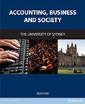 Accounting Business Society Custom + Accounting, Business & Society CB Supplement