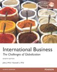 Valuepack International Business + MyIBLab (7e)