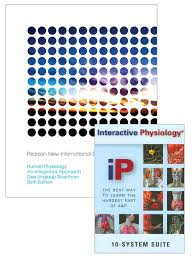 Human Physiology: An Integrated Approach PNIE with InterPhys10-CD