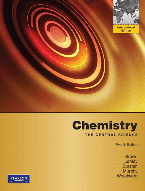 Chemistry the Central Science PNIE + Mastering Chemistry Access