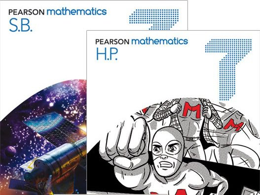 Pearson Mathematics  7 Student Book/Homework Program/eBook 3.0 Combo Pack