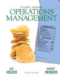 Operations Management + MyOM Lab