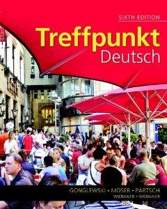Treffpunkt Deutsch: Grundstufe (6e) MyGermanLab (valuepack)