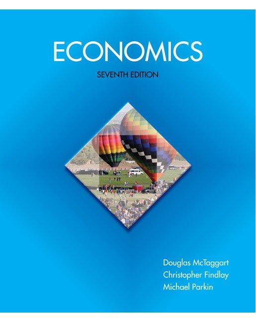 Economics (Text Only + MyEconLab)