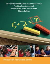 VPACK Elementary and Middle School Maths Van De Walle & Sperry Smith