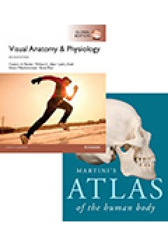 Value Pack Visual Anatomy & Physiology (Global Edition) + Martini's Atlas of the Human Body + MasteringA&P with eText