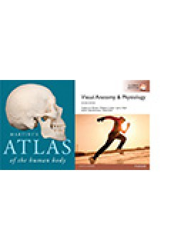 Value Pack Visual Anatomy & Physiology Global Edition + Get Ready for A&P + Modified MasteringA&P with eText + Martini's Atlas of the Human Body (2e)