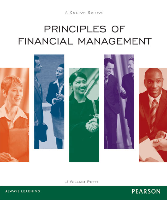 Principles of Financial Management (Custom Edition)