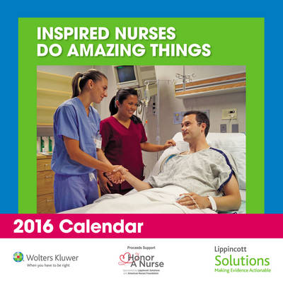 2016 Lippincott Solutions Inspired Nursing Calendar