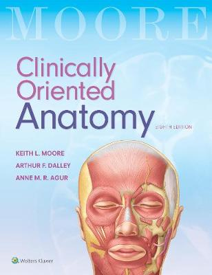 Moore's Clinically Oriented Anatomy 8th Edition