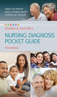 Sparks & Taylor's Nursing Diagnosis Pocket Guide