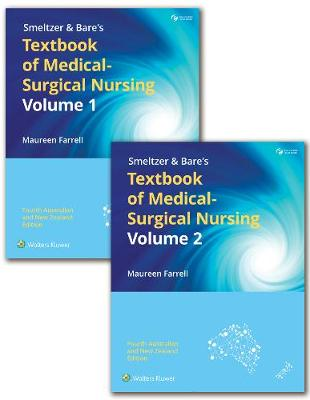 Australia and New Zealand Package of Medical Surgical Nursing & Fundamentals of Nursing and Midwifery, 2nd edition