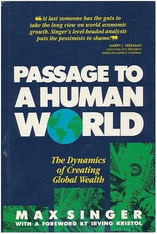 Passage to a Human World