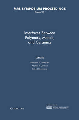 Interfaces between Polymers, Metals, and Ceramics