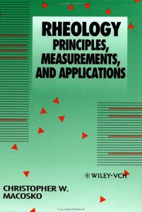 Rheology: Principles, Measurements and Applications