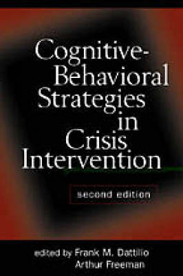 Cognitive-Behavioural Strategies in Crisis Intervention