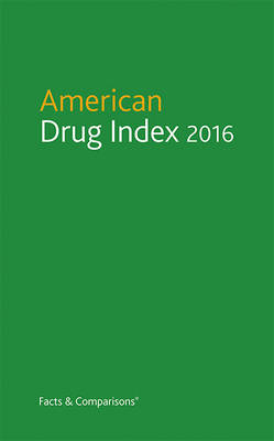 American Drug Index 2016
