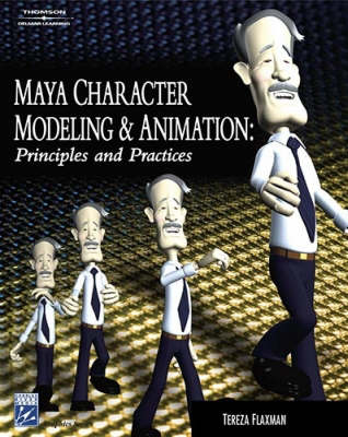 Maya Character Modeling and Animation