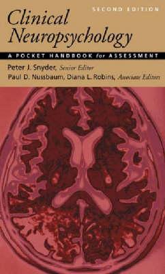 Clinical Neuropsychology: A Pocket Handbook for Assessment
