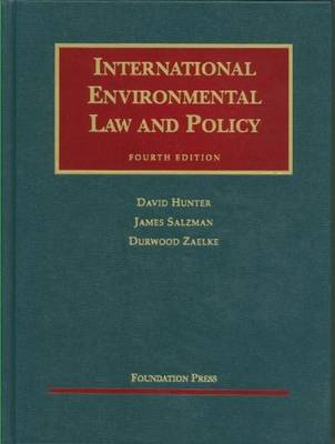 Int'l Environ Law&Policy 4th Ed