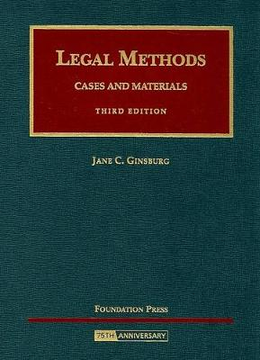Legal Methods: Cases and Materials