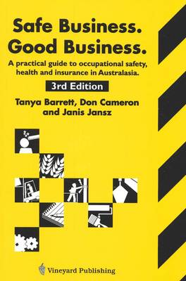 Safe Business Good Business 3ed