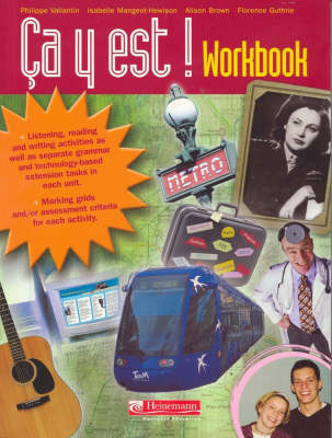 Ca y est ! Workbook and Student Audio CD Pack