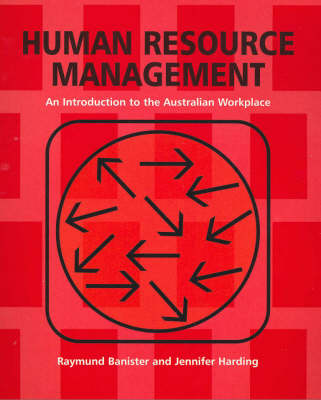 Human Resource Management: An Introduction to the Australian Workplace