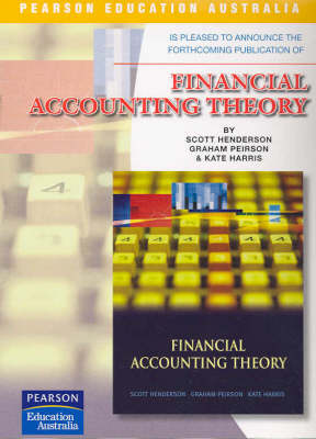 Financial Accounting Theory: Its Nature and Development