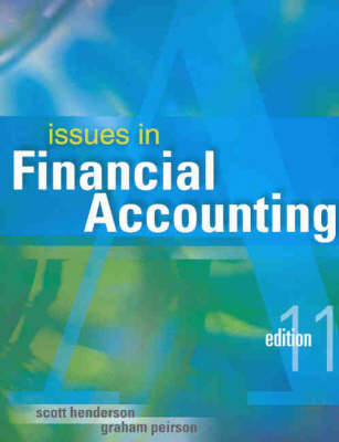 Issues in Financial Accounting