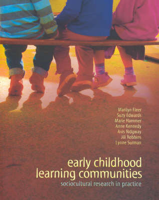 Early Childhood Learning Communities