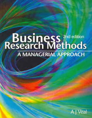 Business Research Methods: A Managerial Approach