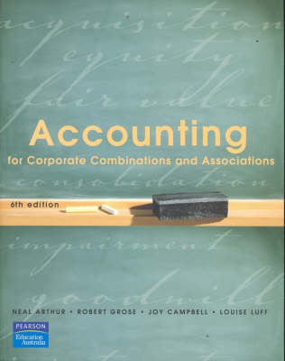 Accounting Corporate Combinations and Associations