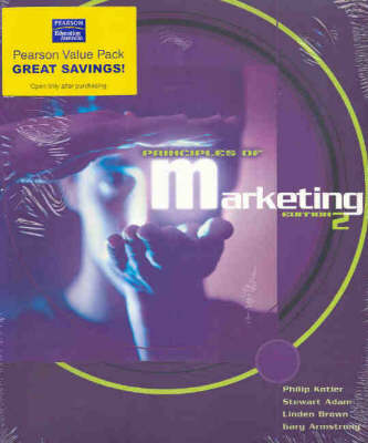 Principles of Marketing and Student Learning Guide and Workbook to Accompany Principles of Marketing