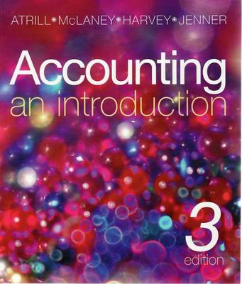 Accounting an Intro Blackboard Pack