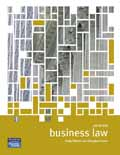 Business Law 3ed + Web Ct Pack
