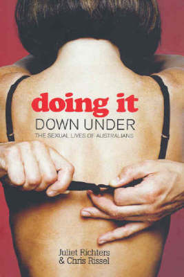 Doing it Down Under: The Sexual Lives of Australians