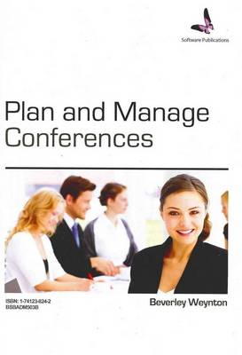 Plan and Manage Conference: Bsbadm503b