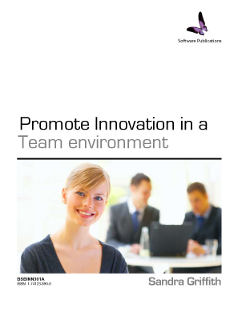 Promote Innovation in a Team Environment - BSBINN301A