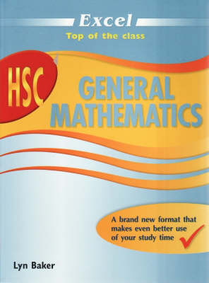 Excel HSC General Maths