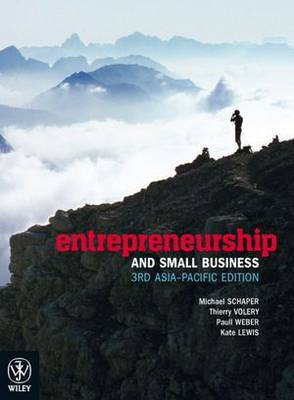 Entrepreneurship and Small Business 3rd Edition