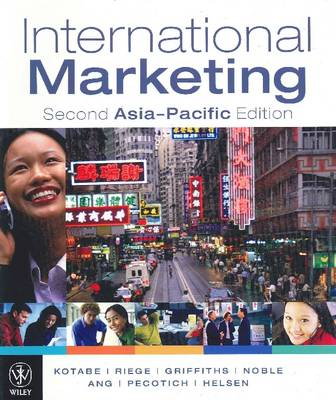 International Marketing: Second Asia Pacific Edition + Global Financial Crisis Supplement