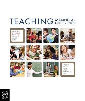 Teaching Making a Difference + Wiley Desktop Edition + Interactive Study Guide