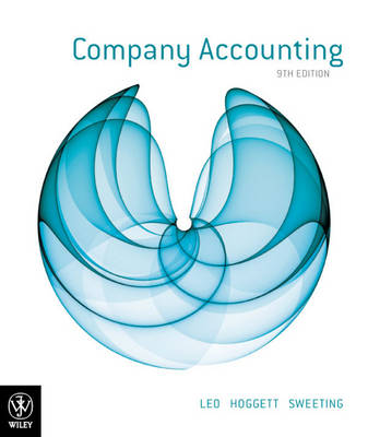 Company Accounting 9th Edition