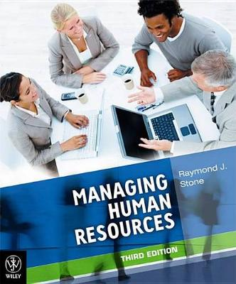 Managing Human Resources 3E + Ebook Card 6Mths
