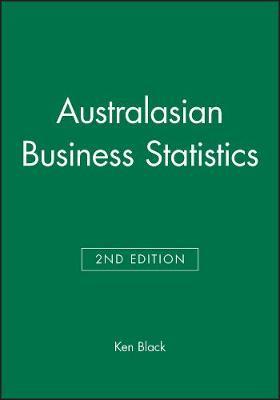 Australasian Business Statistics 2E