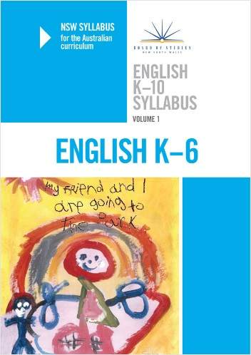 English K-10 Syllabus: NSW Syllabus for the Australian Curriculum
